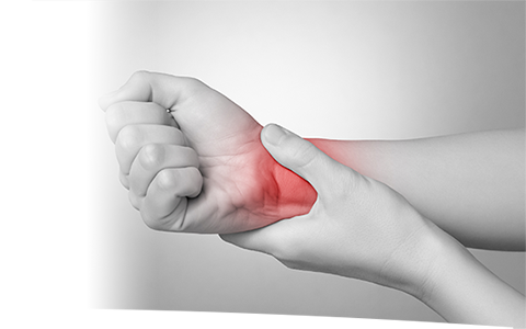 wrist joint pain